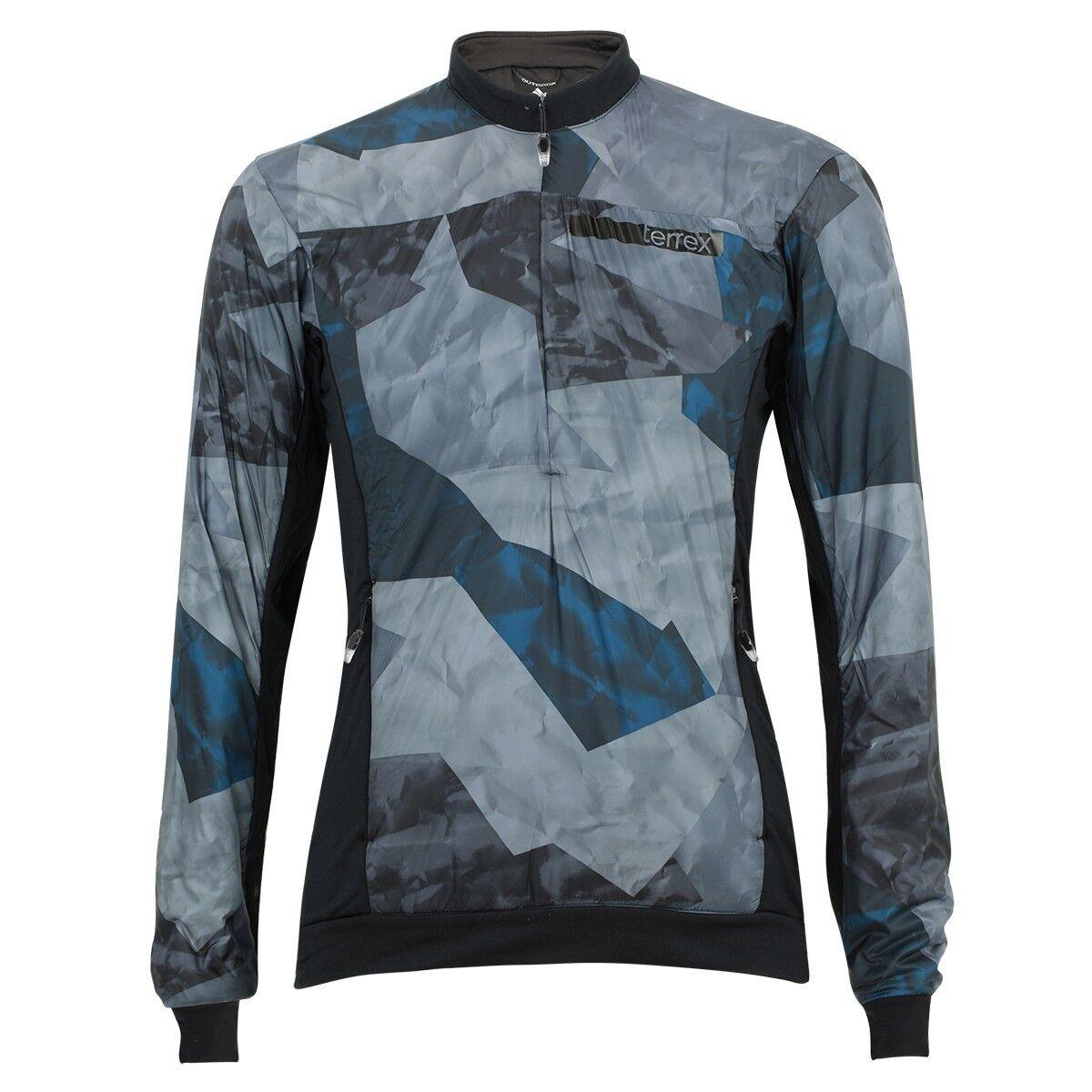 Selección adidas Terrex radical Crew Jacket señores de  ejecución chaqueta senderismo Al aire libre chaqueta  Con precio barato para obtener la mejor marca.