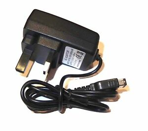 NINTENDO-DS-ORIGINAL-PHAT-NDS-MAINS-POWER-SUPPLY-CHARGER-UK-Seller