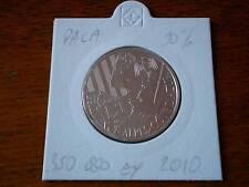 Pièce 10 euros régions PACA 2010  sous ETUI en argent 90%. 350 000 EX