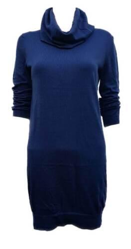 S Col Boule-Bleu RRP £ 40 Women/'s Nouveau ESPRIT Robe Pull Taille UK 8-10