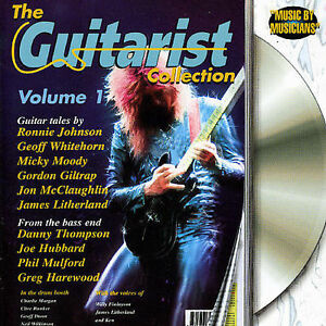 FREE US SHIP. on ANY 3+ CDs! ~Used,Very Good CD Various Artists: The Guitarist C