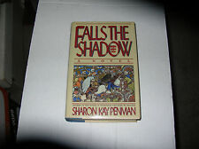 Falls the Shadow by Sharon Kay Penman (1988, Hardcover) SIGNED 1st/1st