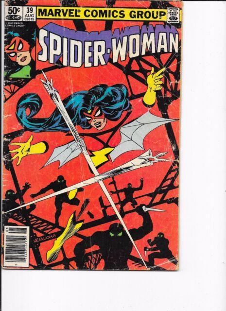 Spider-Woman  #39