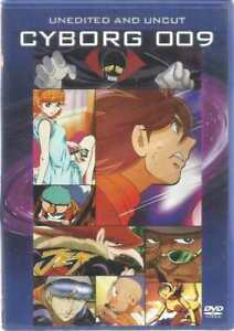 DVD-CYBORG-009-UNEDITED-AND-UNCUT-ENGLISH