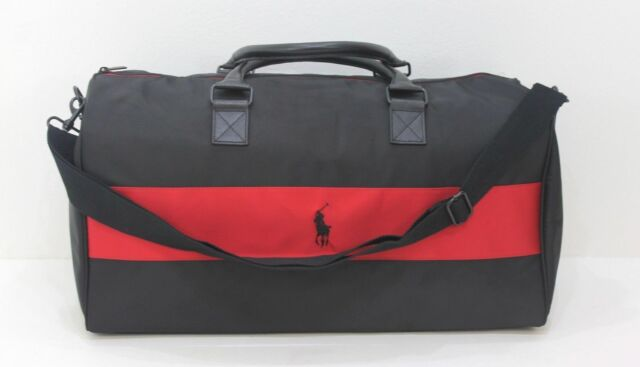 5fcc1dbe19 RALPH LAUREN PARFUMS POLO BLACK   RED WEEKEND   TRAVEL  CABIN BAG NEW SEE  DESCRI