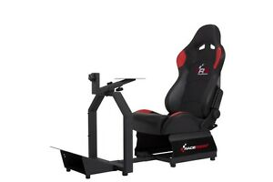 Other Video Game Accessories Raceroom Rr3033 High End Racing Simulator game Seat - Racing Game Chair - Game Other Indoor Games