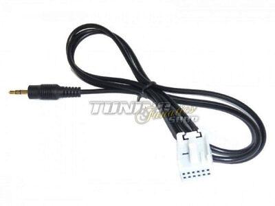 Klinke Aux in Kabel Stecker MP3 iPhone passend für Alpine AI-Net mit UniLink