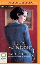 The Tailor's Girl by Fiona McIntosh (2016, MP3 CD, Unabridged)