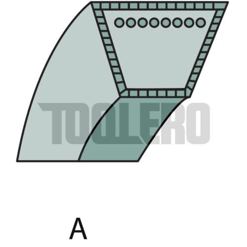 Correas trapezoidales para original al-KO t 13-82 HD 13 x 2830