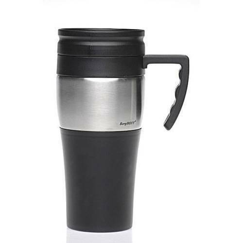 Berghoff Insulated Stainless Steel Travel Mug Set Of 4 2211190 For Sale Online Ebay
