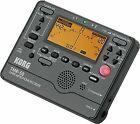Korg Tmr50bk Tmr50 Tuner Metronome Recorder Black Japan