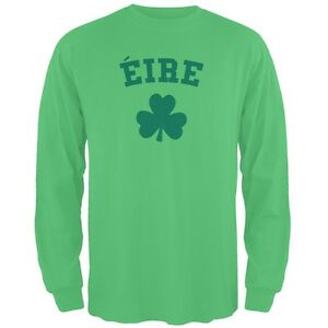 St Patricks Day San Francisco Shamrock Green Adult Sweatshirt