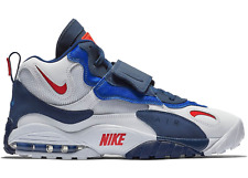 Nike Air Max Speed Turf Trainers Size 9 Giants White/red/blue Deion Bv1165 100