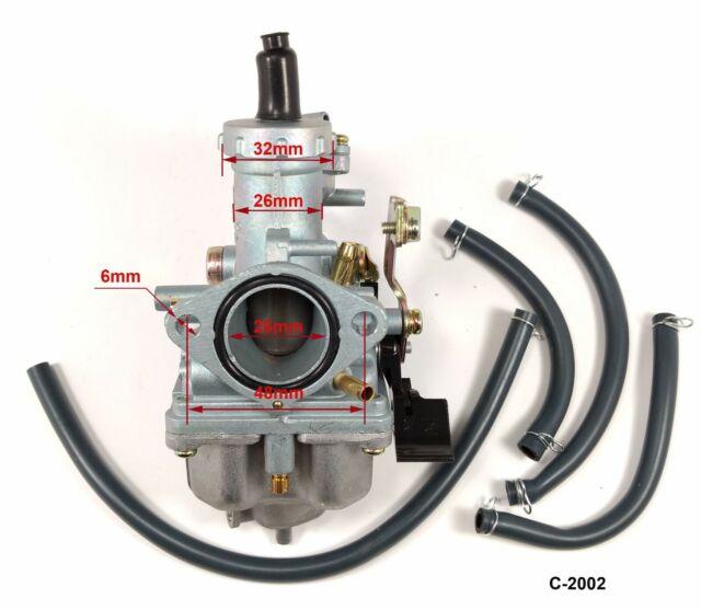 NEW Carb For Honda CRF150F CRF 150F Carburetor Hand Choke US SELLER FREE SHIP E4