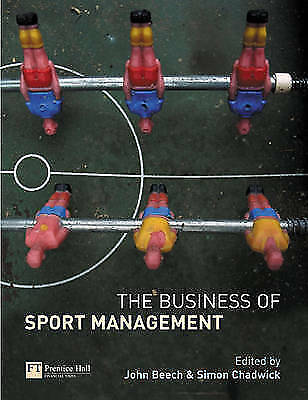 Business of Sport Management-ExLibrary
