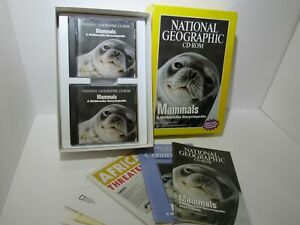 National-Geographic-CD-ROM-Mammals-Multimedia-Encyclopedia-Complete-Set