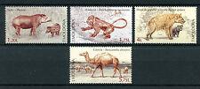 Moldavia 2016 estampillada sin montar o nunca montada extinto animales salvajes tapires las hienas camellos monos 4v conjunto de sellos