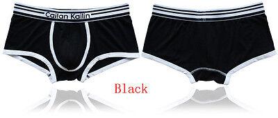 Men's Fashion Perfect soft Modal Underwear Comfy Cotton Hot Boxer Briefs