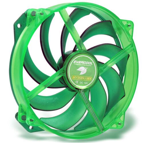 EverCool EGF-N12 Ever Green 140mm Size Fan 120mm Fan Mount