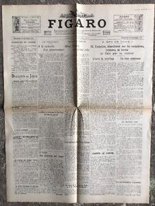 N143-La-Une-Du-Journal-Le-Figaro-30-Octobre-1929