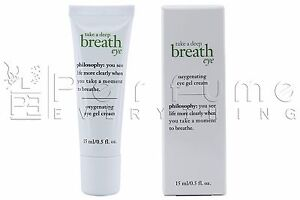 PHILOSOPHY-Take-a-Deep-Breath-Oxygenating-Eye-Gel-Cream-15ml-0-5-oz-NIB