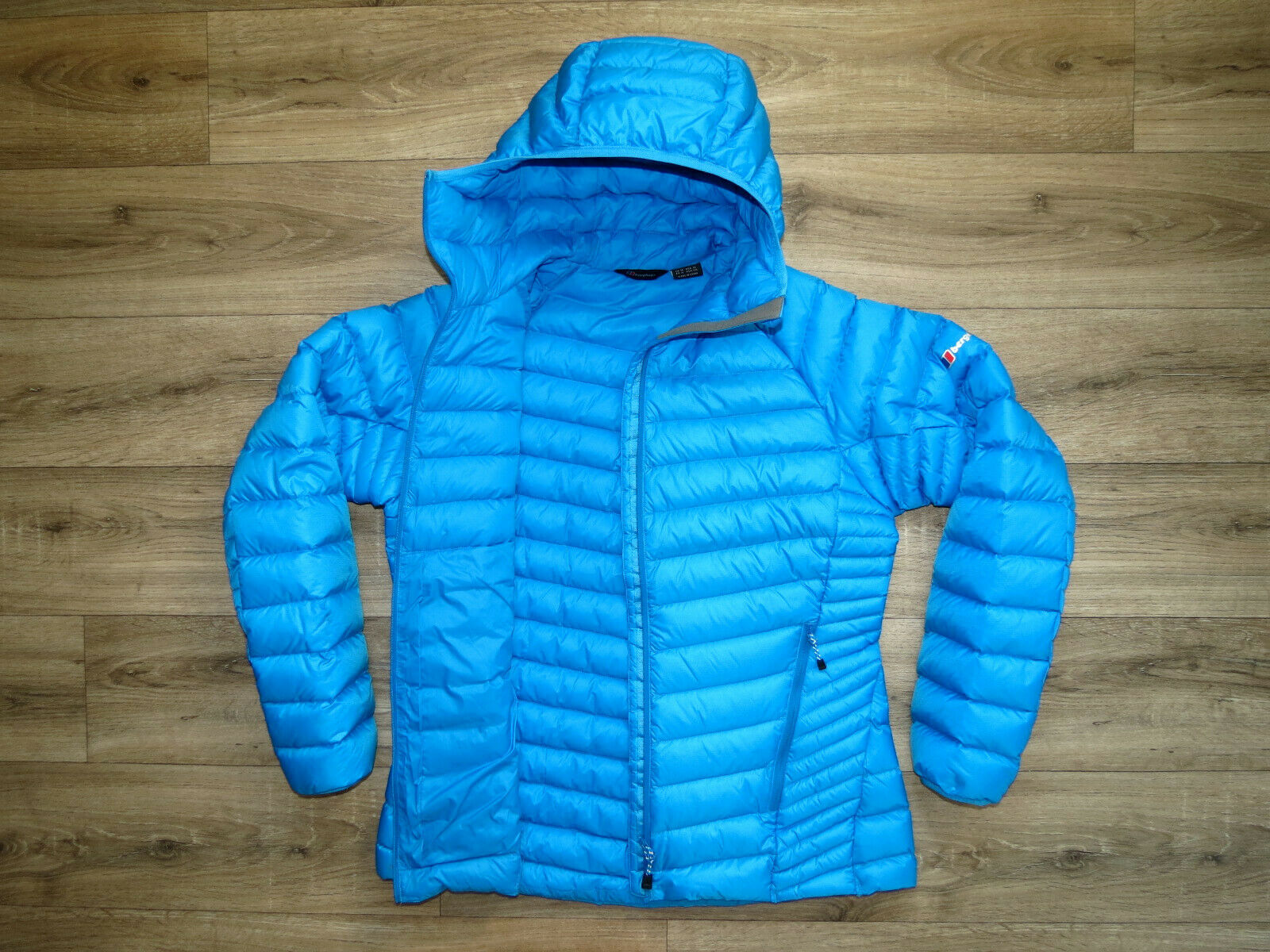 Berghaus Horno 700 Hydrodown Wohombres Insulated Jacket XL16   Abrigo