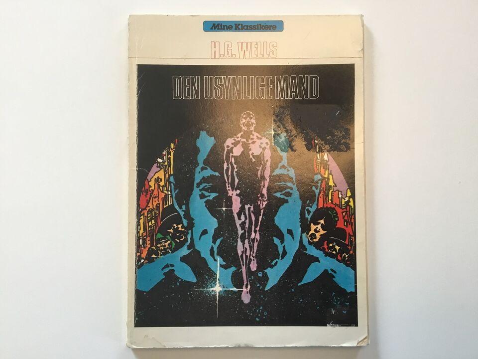 Den usynlige mand, H.G. Wells, Tegneserie