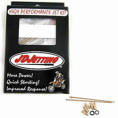 JD Jetting Jet Kit KTM 125 144 150 SX 1998-2015 JDKH01 High Performance NEW