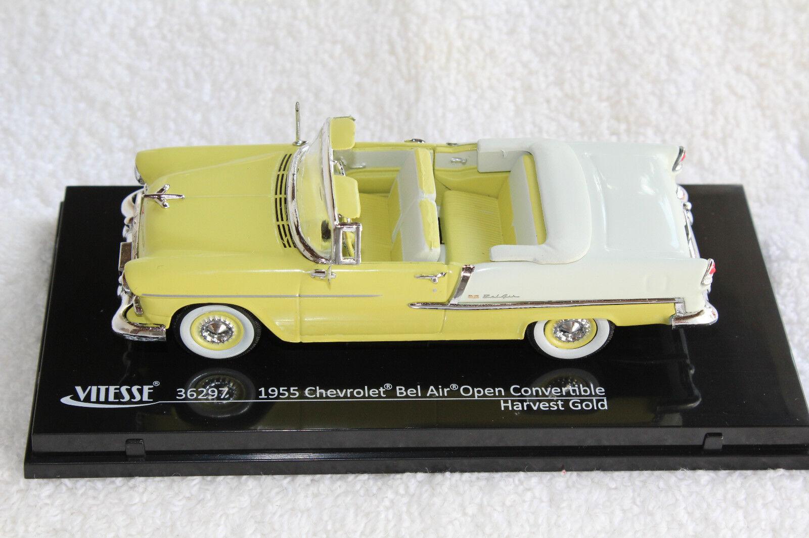 36297 1955 Chevrolet Bel Air Congreenible Car NEW IN BOX