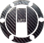 Carbon-Effect-Domed-Fuel-Cap-Trim-Sprint-ST-RS-Daytona-Speed-Tiger-Others thumbnail 1