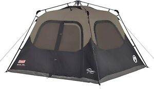 Coleman Cabin Tent with Instant Setup in 60 Seconds Hot Sale