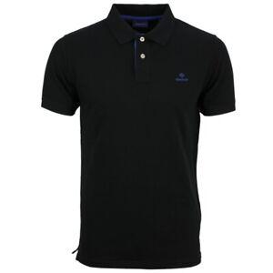 Gant Herren Polo Shirt grün unifarben 2052003 317