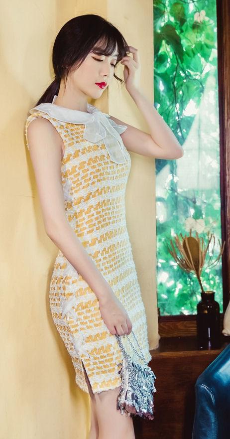 Bezauberndes tweed Kleid.Gr.34 XS. NEU.