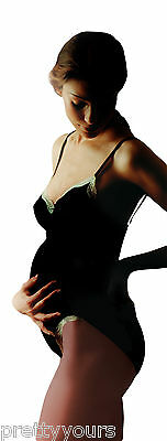 Costruttivo Nuova Linea Donna Ragazze Comodo Morbido Sheer Collant Maternità, 20 Denari Regno Unito S M L-mostra Il Titolo Originale