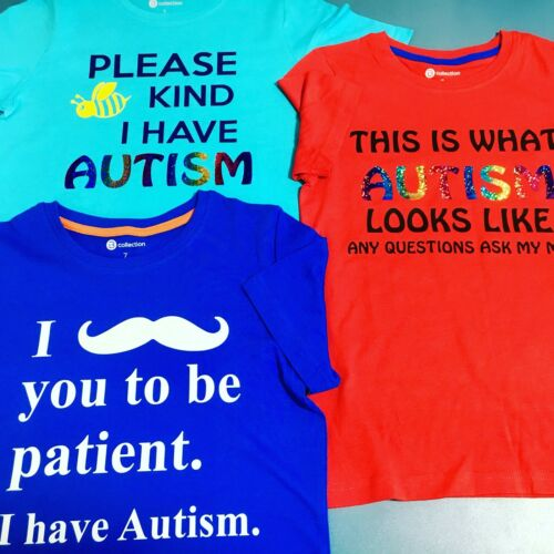 Tshirt For Autism Awareness