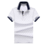 Fashion-Men-039-s-Shirt-Casual-Cotton-Slim-Short-Sleeve-T-Shirts-Formal-Tee-Tops thumbnail 13