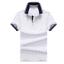 thumbnail 13 - Fashion-Men-039-s-Shirt-Casual-Cotton-Slim-Short-Sleeve-T-Shirts-Formal-Tee-Tops