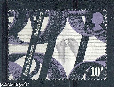 Mnh Briefmarke 1976 Werke Neu Briefmarke 791 Gb Hände Großbritannien