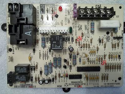 Carrier Bryant Payne HK42FZ013 Gas Furnace Circuit Control Board used