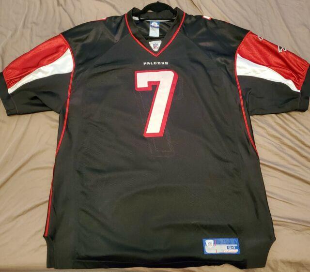 Michael Vick RARE Authentic Falcons Jersey Size 54