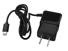 2 AMP Wall AC Charger for Samsung Galaxy W SGH-T679M Exhibit II 4G SGH-T679