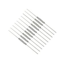 20pcs Reed Switch Glass N//O Low Voltage Current MKA14103