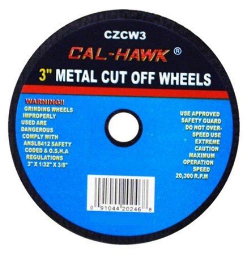 "Metabo Slicer Cut Off Wheel 6/"" X .040/"" Box 50"