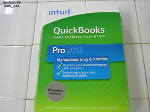 Intuit QuickBooks Pro 2013 (USA Version) Purchase