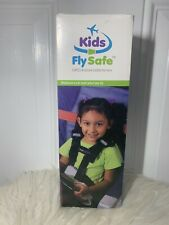 CARES Child Kids Fly Safe Airplane Harness Seatbelt Strap Restraint FAA Approved