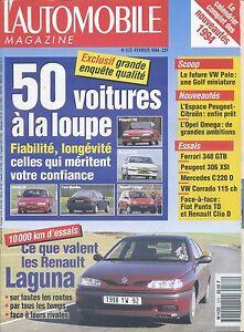 L-AUTOMOBILE-MAGAZINE-n-572-02-1994
