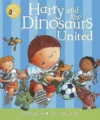 "1 of 1 - ""AS NEW"" Harry and the Dinosaurs United, Whybrow, Ian, Book"