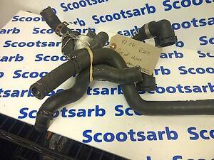 SAAB-9-3-93-Various-Water-Pipes-Hoses-Engine-Unit-2007-B207