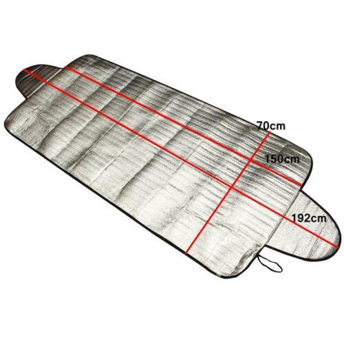 HOT UV Protection Smart Windshield Cover Anti Shade Frost Ice Snow Protector UK