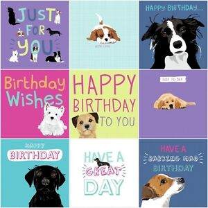 Image Is Loading Dogs Trust Charity Blank Greeting Birthday Card By